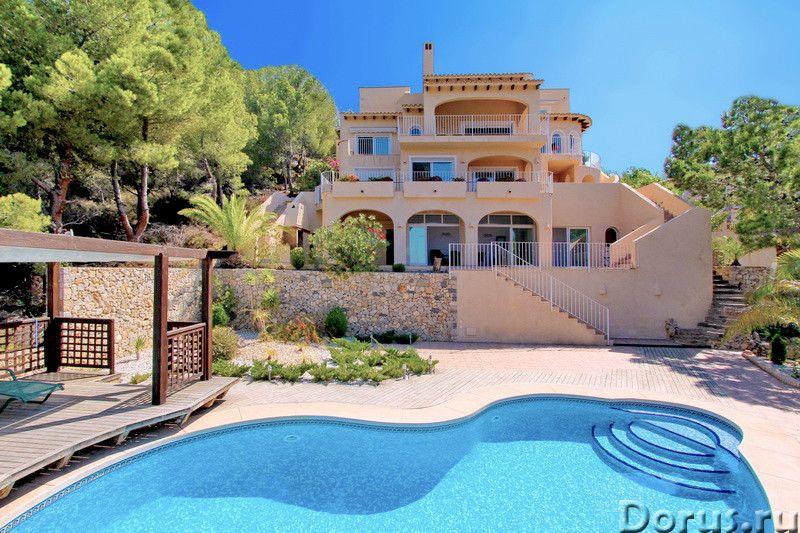 Продажа недвижимости в Испании - вилла в Алтея Хиллс - Недвижимость за рубежом - Восхитительная вилл..., фото 1