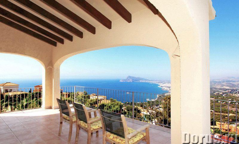 Продажа недвижимости в Испании - вилла в Алтея Хиллс - Недвижимость за рубежом - Восхитительная вилл..., фото 4