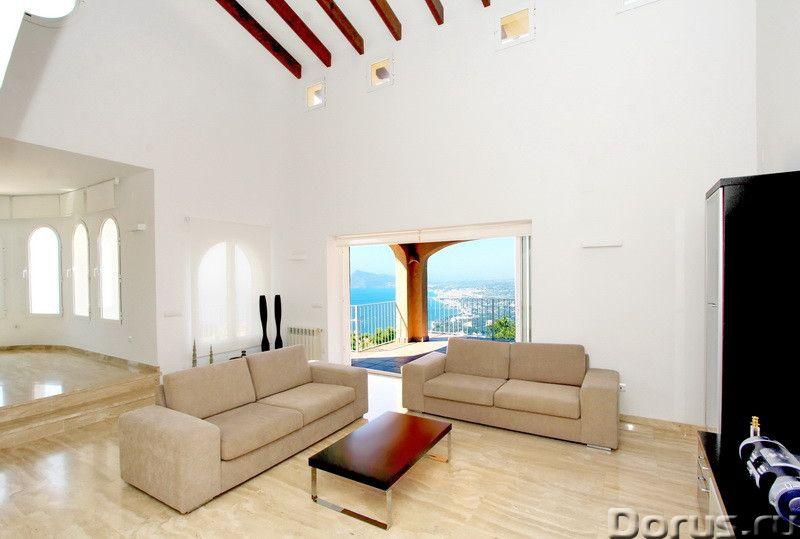 Продажа недвижимости в Испании - вилла в Алтея Хиллс - Недвижимость за рубежом - Восхитительная вилл..., фото 6
